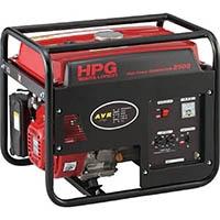 ワキタ エンジン発電機 HPG−2500 50Hz HPG250050