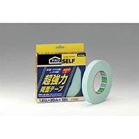 【CAINZ DASH】ニトムズ 超強力両面テープ粗面用(箱)S20×10