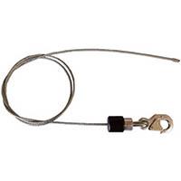 【CAINZ DASH】ENDO ワイヤロープ一式 EWFー9、15 1.3m