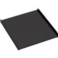 【CAINZ DASH】TRUSCO TM3型用棚板 900X921 中受付 黒