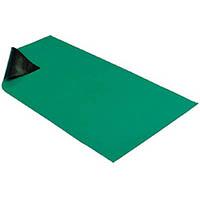 【CAINZ DASH】HOZAN 導電性カラーマット 1X1.8M グリーン