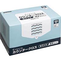 【CAINZ DASH】クレシア カウンタークロス 薄手タイプ ホワイト