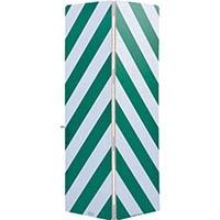 【CAINZ DASH】ワコー セーフティーガード白色・緑色448mm×1440mm