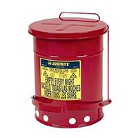 【CAINZ DASH】ジャストライト オイリーウエスト缶 6ガロン