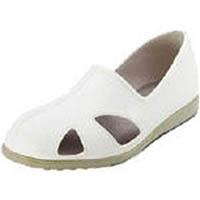 【CAINZ DASH】シモン 静電作業靴 サンダルタイプ CA−60 22.0cm