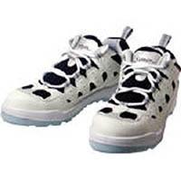 【CAINZ DASH】シモン プロスニーカー 短靴 8800白/黒 23.5cm