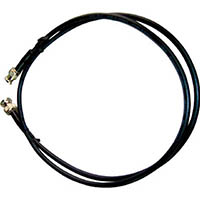 【CAINZ DASH】テイシン BNC付同軸ケーブル0.5m BNCプラグ両端付 RG−58A/U