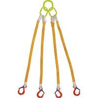 【CAINZ DASH】大洋 4本吊 インカリフティングスリング 1.6t用×1m