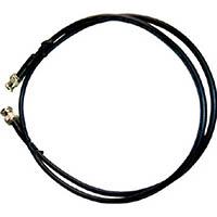 【CAINZ DASH】テイシン BNC付同軸ケーブル1.0m BNCプラグ両端付 RG−58A/U