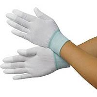 【CAINZ DASH】ブラストン PU指先コートポリエステルニット手袋S  (10双入)