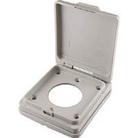 【CAINZ DASH】アメリカン電機 防水パネルリフトカバ− パネルコンセント用 大穴
