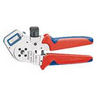 【CAINZ DASH】KNIPEX 9752−63DG デジタル圧着ペンチ