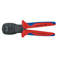 【CAINZ DASH】KNIPEX 9754−24 マイクロプラグ用平行圧着ペンチ 190mm