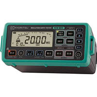 【CAINZ DASH】KYORITSU 6023 デジタル絶縁・接地抵抗計(メモリ機能付モデル)
