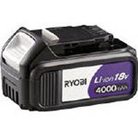 リョービ リチウムイオン電池パック 18V 4000mAh B1840L