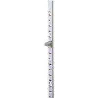 【CAINZ DASH】スガツネ工業 ステンレス製棚柱 目隠し付 SM−1820(120−030−675