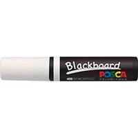 【CAINZ DASH】uni 水性顔料マーカー ブラックボードポスカ 極太 白