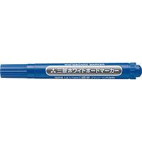 【CAINZ DASH】uni 三菱鉛筆/ホワイトボードマーカー/細字/青