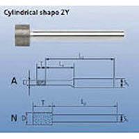 【CAINZ DASH】PFERD CBNインターナルバー 3mm軸 120