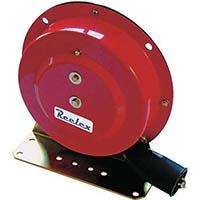 【CAINZ DASH】Reelex 自動巻アースリール据え置き取付タイプ50Aアースクリップ付