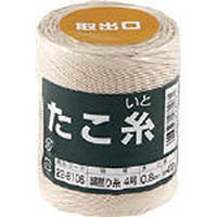 【CAINZ DASH】高木 たこ糸 綿撚り糸 #4