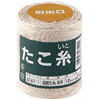 【CAINZ DASH】高木 たこ糸 綿撚り糸 #6