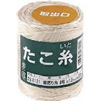 【CAINZ DASH】高木 たこ糸 綿撚り糸 #8