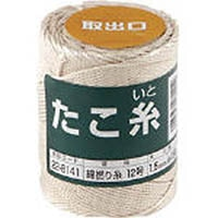 【CAINZ DASH】高木 たこ糸 綿撚り糸 #12
