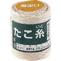 【CAINZ DASH】高木 たこ糸 綿撚り糸 #20