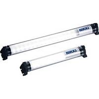 【CAINZ DASH】日機 防水型LEDリニアライトAC100〜120V(2mコードプラグ付き)
