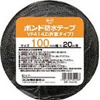 【CAINZ DASH】コニシ 建築用ブチルゴム系防水テープ VF414Z−100 100mm×20m