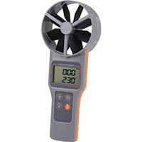【CAINZ DASH】カスタム デジタル風速・風量計