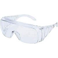 【CAINZ DASH】TRUSCO 一眼型保護めがね 小型タイプ オートクレーブ