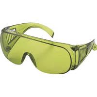 【CAINZ DASH】TRUSCO 曇り止め遮光メガネ#1.7