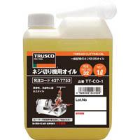 【CAINZ DASH】TRUSCO ネジ切り機用オイル1L