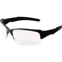 【CAINZ DASH】TRUSCO 二眼型セーフティグラス ブラック