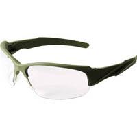 【CAINZ DASH】TRUSCO 二眼型セーフティグラス OD色