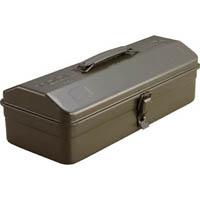 TRUSCO 山型工具箱 359X150X124 OD色 Y350OD