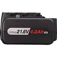 【CAINZ DASH】Panasonic 21.6V 4.2Ahリチウムイオン電池パック
