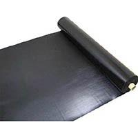 【CAINZ PRO】ワニ印 塩ビ養生シート 黒 厚み0.15MM 1M×50M 003080