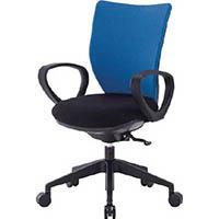 【CAINZ DASH】アイリスチトセ 回転椅子3DA ループ肘