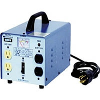 【CAINZ DASH】日動 変圧器 降圧専用トラパック 3KVA