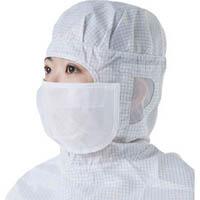 【CAINZ DASH】TRUSCO 立体メッシュマスク ホワイト