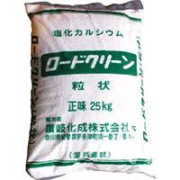【CAINZ DASH】讃岐化成 ロードクリーン粒状25kg (1袋入)