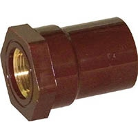 【CAINZ DASH】クボタケミックス HTメタル給水栓ソケット HT−MWS 25