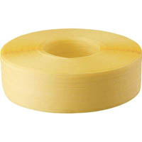 【CAINZ DASH】TRUSCO 封かん機用PPバンド15.5mm×1000m巻 黄