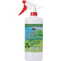 【CAINZ DASH】TRUSCO 除菌・消臭剤シュアフォレッシュ スプレータイプ 950ML