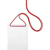 【CAINZ DASH】OP 簡易吊り下げ名札 イベントサイズ 10枚 青