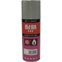 【CAINZ DASH】シントー 耐熱用スプレー 黒 300ML