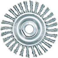 【CAINZ DASH】LESSMANN パイプラインブラシ Φ100 高張度鋼線 0.5